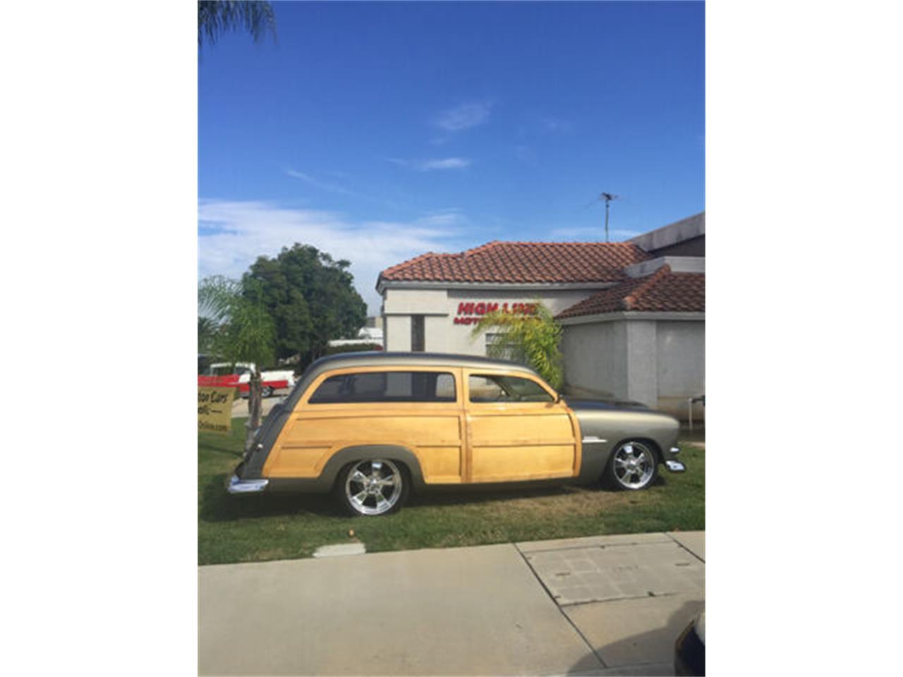1951 Ford Woody Wagon (CC-1095979) for sale in Brea, California