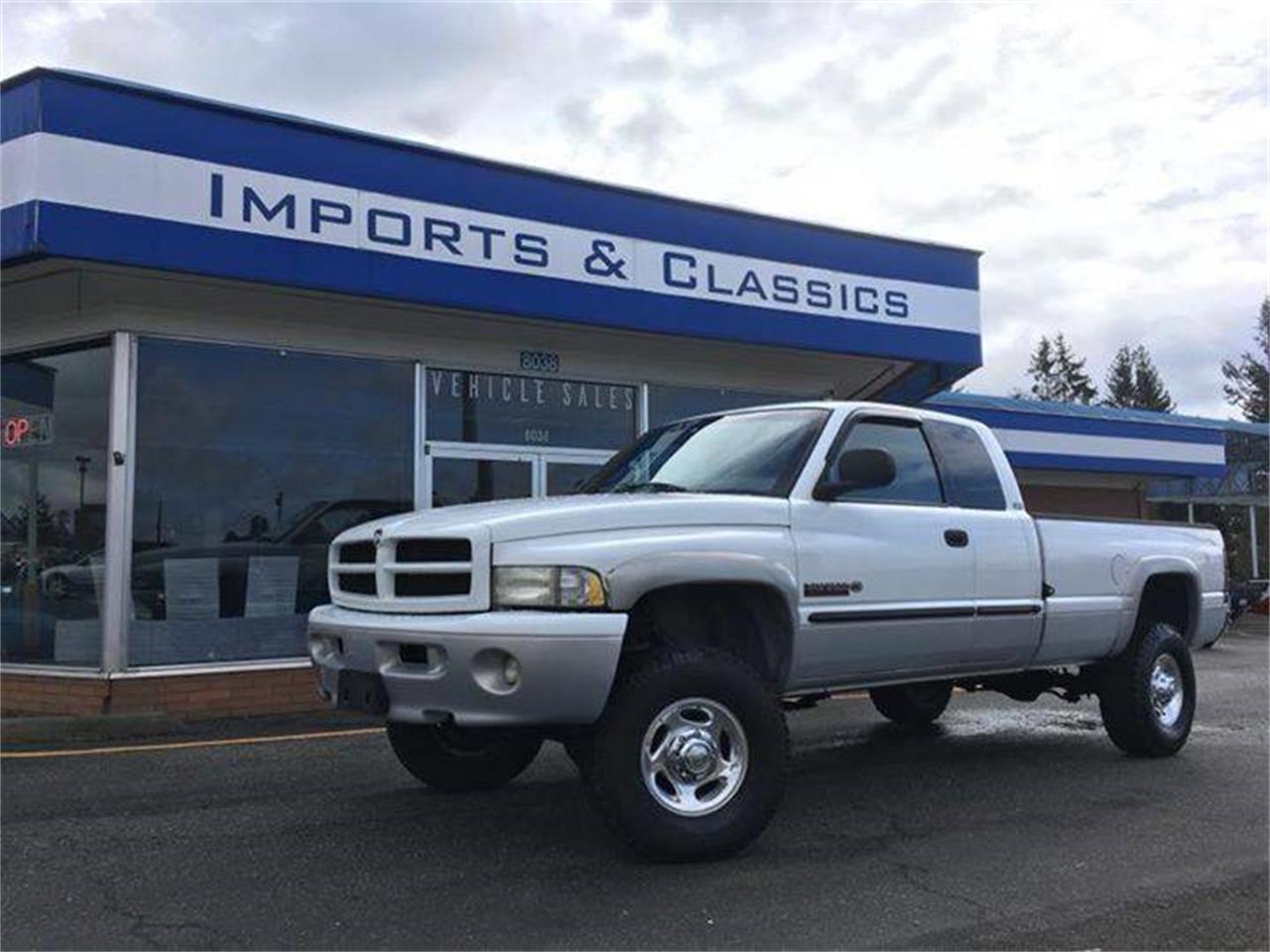 2001 Dodge Ram 2500 For Sale Classiccars Com Cc 1096090