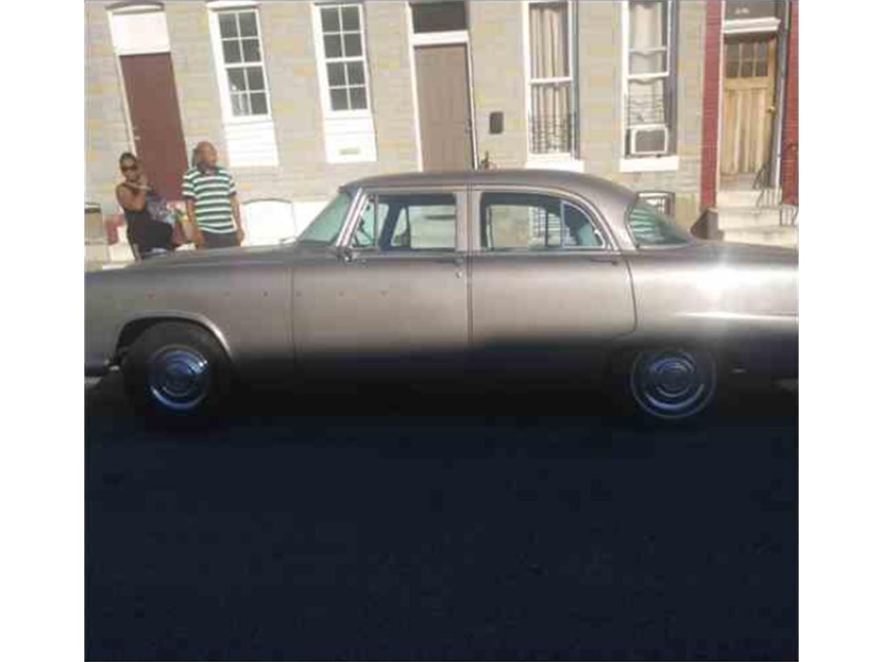 1955 Plymouth Savoy (CC-1096209) for sale in Baltimore, Maryland