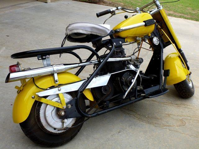 1962 Cushman Motorcycle (CC-1096271) for sale in Arlington, Texas