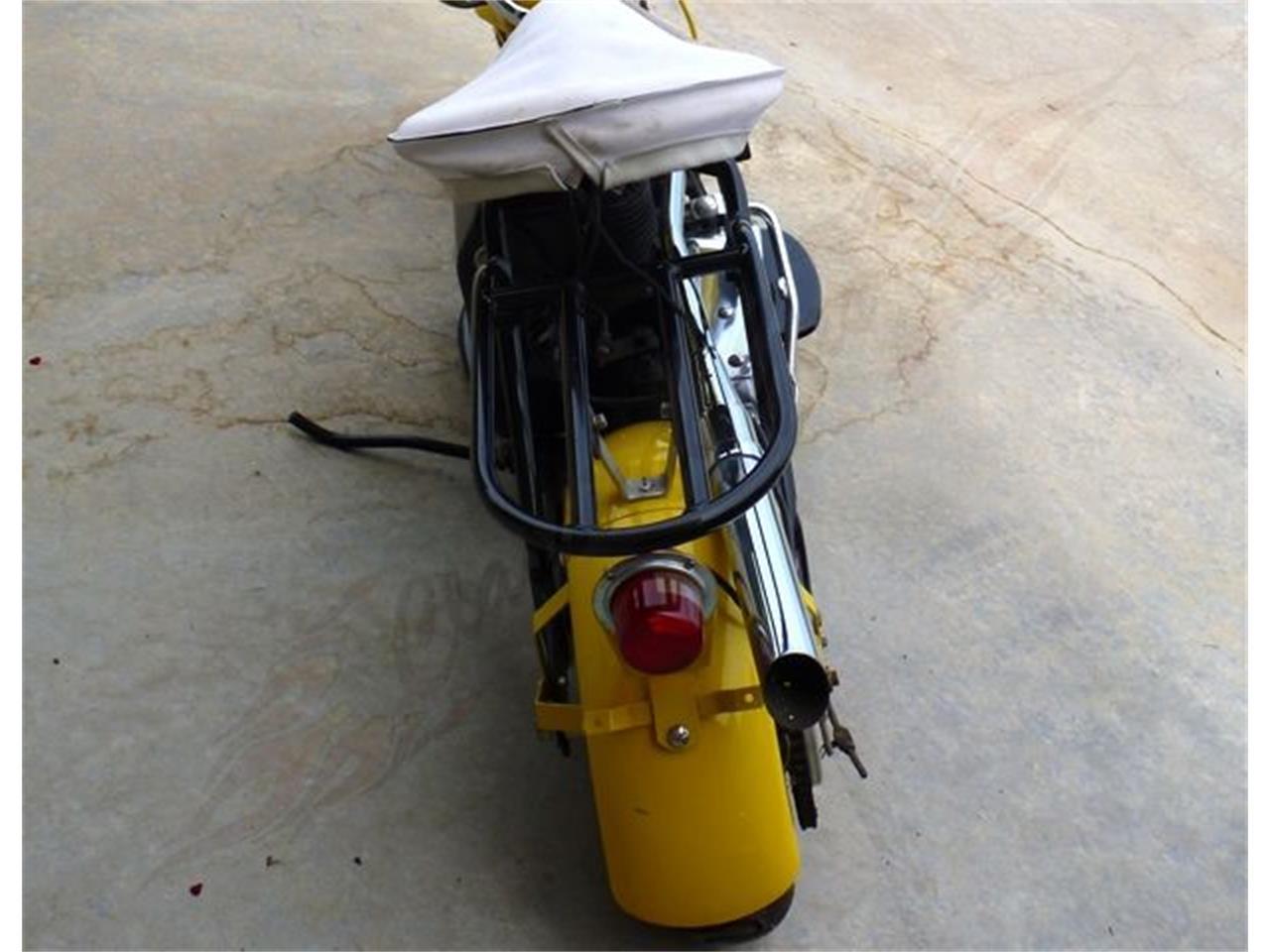 1962 Cushman Motorcycle (CC-1096271) for sale in Arlington, Texas