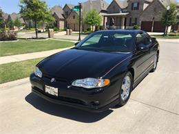 2004 Chevrolet Monte Carlo SS Intimidator (CC-1096464) for sale in Carrollton, Texas