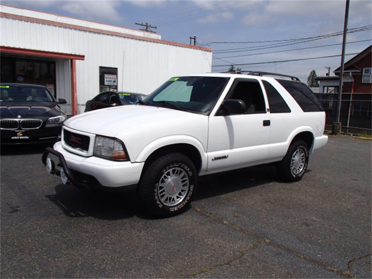 2001 Gmc Jimmy For Sale Classiccars Com Cc 1096764
