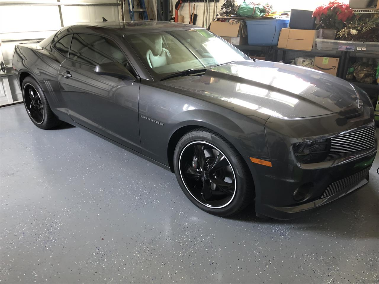 2011 Chevrolet Camaro RS/SS (CC-1096867) for sale in Black Mountain , North Carolina