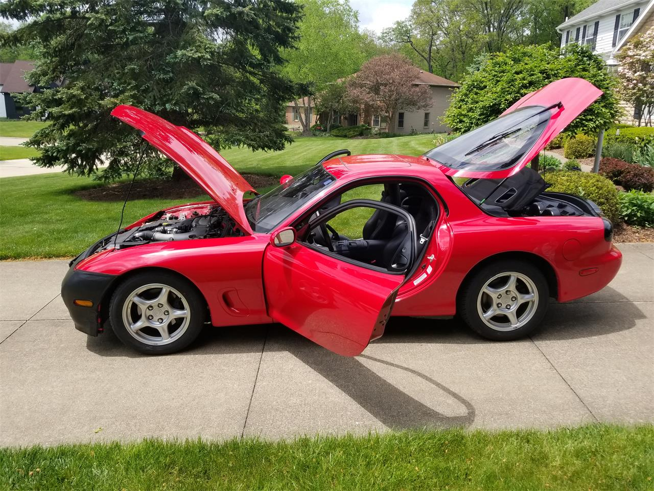 1993 Mazda RX-7 (CC-1096879) for sale in Akron, Ohio