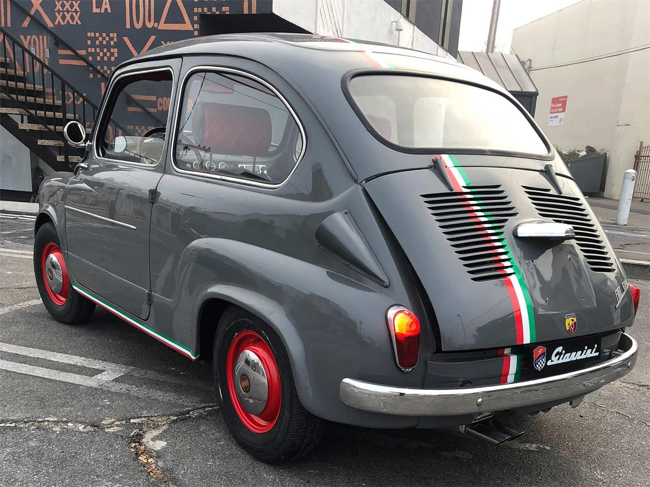 1959 Fiat 600 (CC-1096885) for sale in West Hollywood, California