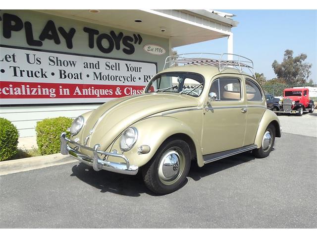 1957 Volkswagen Beetle (CC-1096972) for sale in Redlands, California