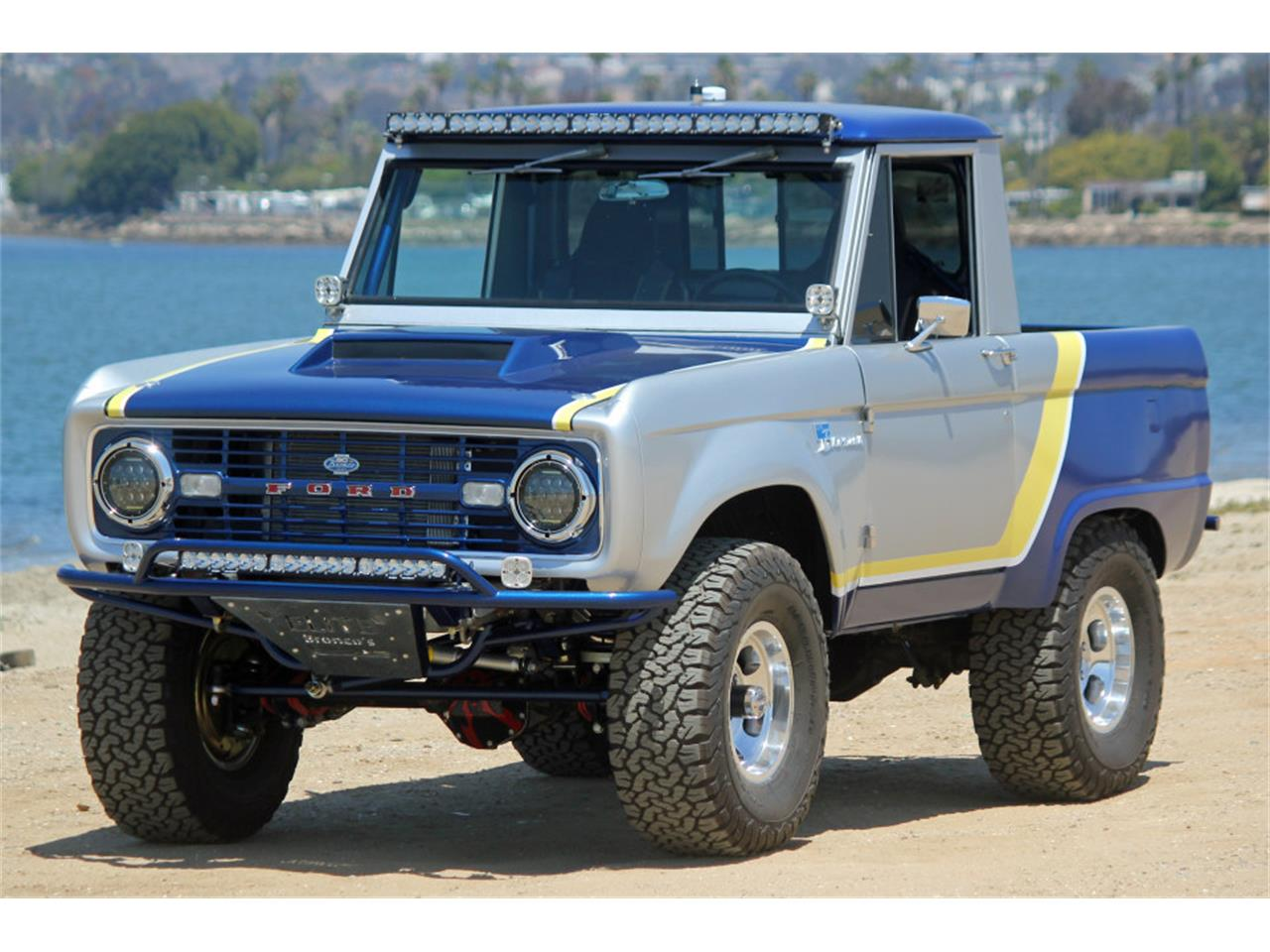 1966 Ford Bronco (CC-1090007) for sale in san diego, California