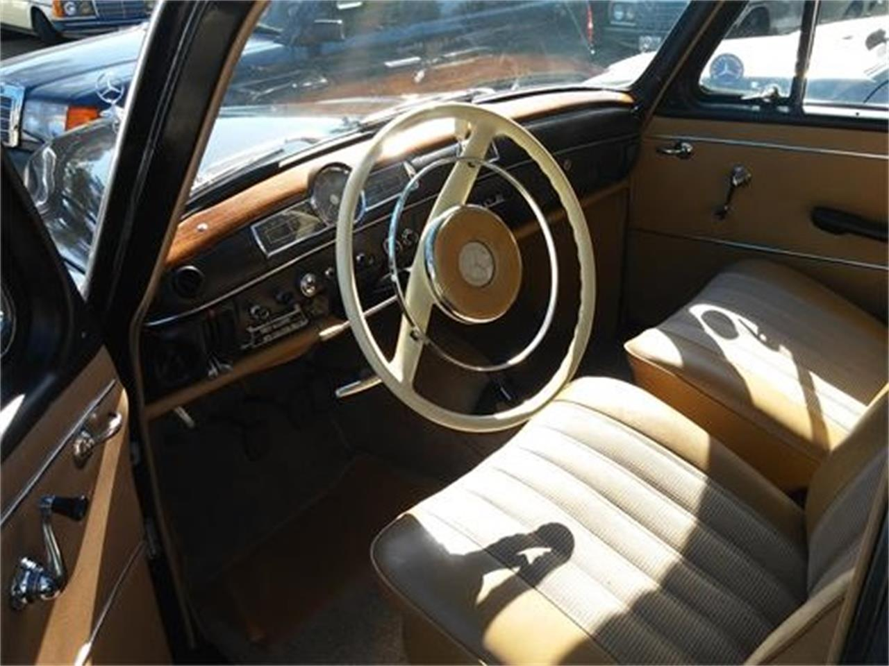 1961 Mercedes-Benz 190DB (CC-1097003) for sale in San Diego, California