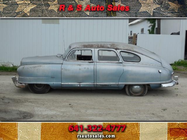 1949 Nash Rambler (CC-1097157) for sale in Corning, Iowa