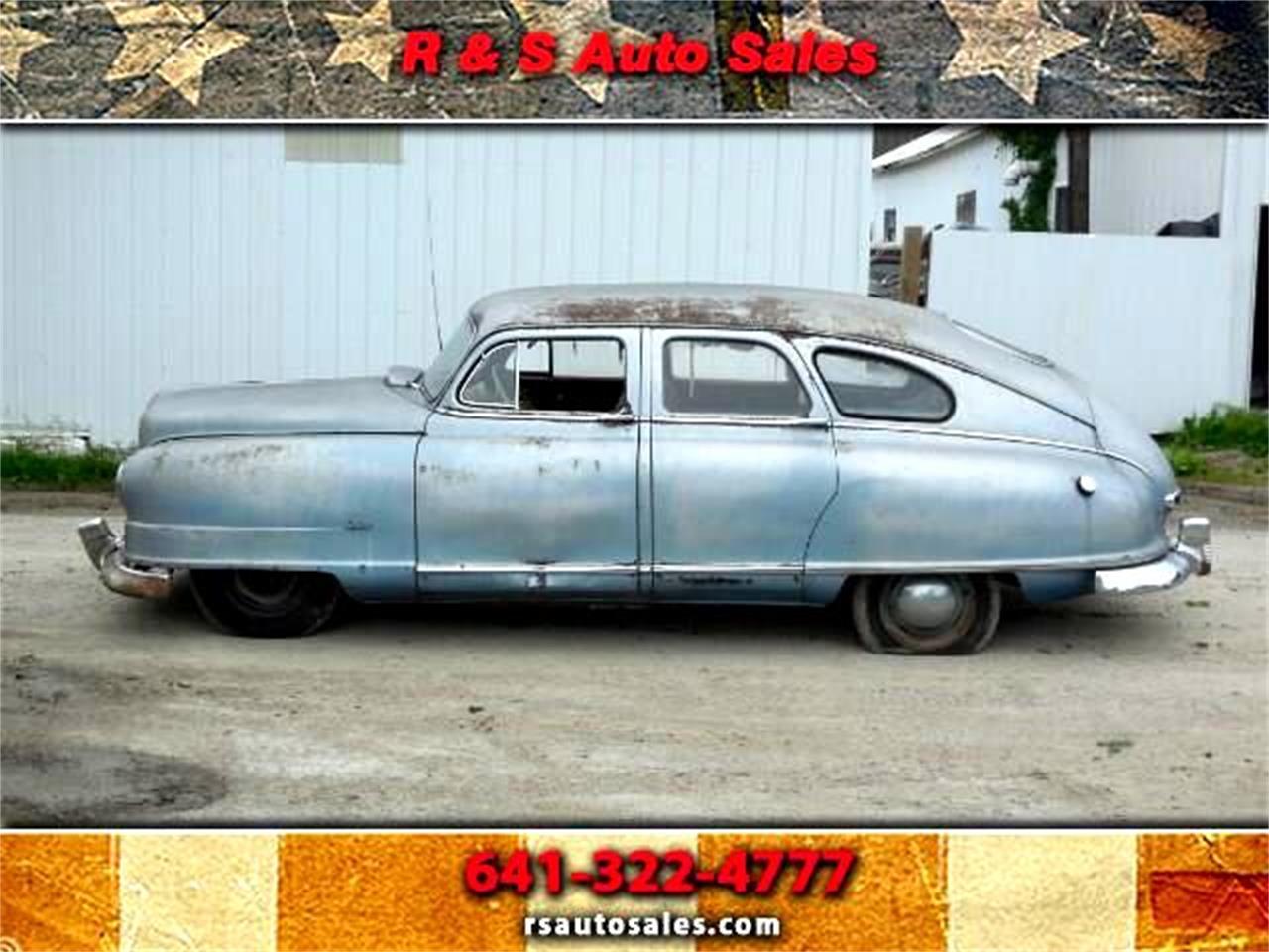 1949 Nash Rambler (CC-1097157) for sale in Corning, Iowa