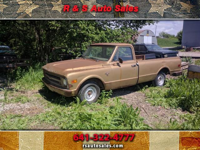 1968 Chevrolet C10 (CC-1097158) for sale in Corning, Iowa
