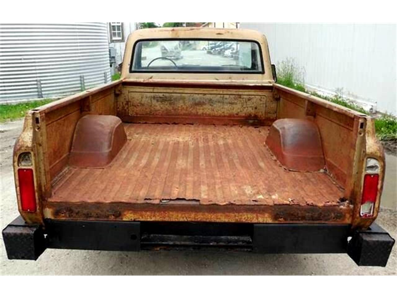 1968 Chevrolet C10 (CC-1097158) for sale in Corning, Iowa