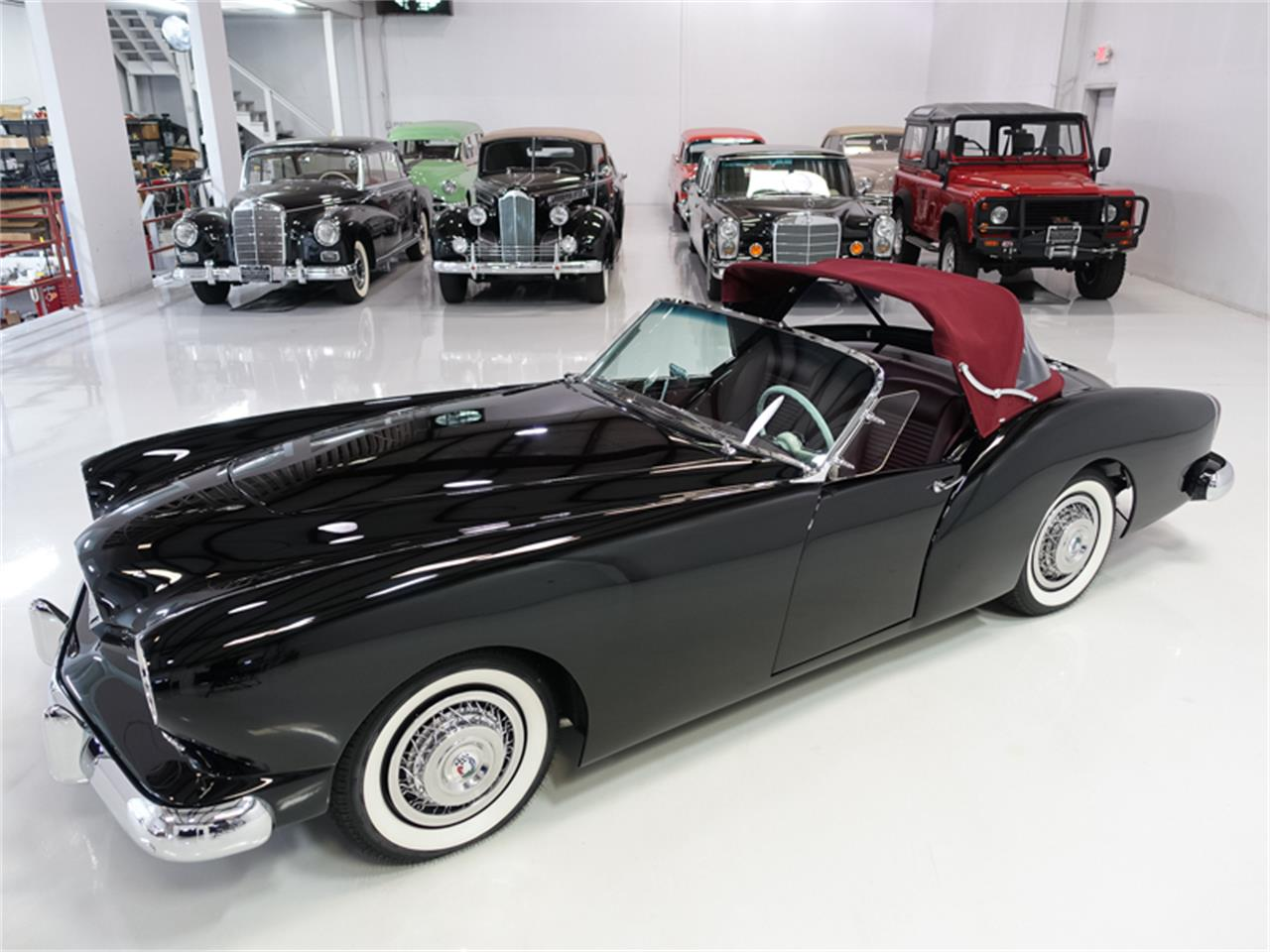 1954 Kaiser Darrin (CC-1097264) for sale in St. Louis, Missouri