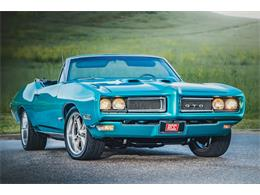 1968 Pontiac GTO (CC-1097300) for sale in Irvine, California