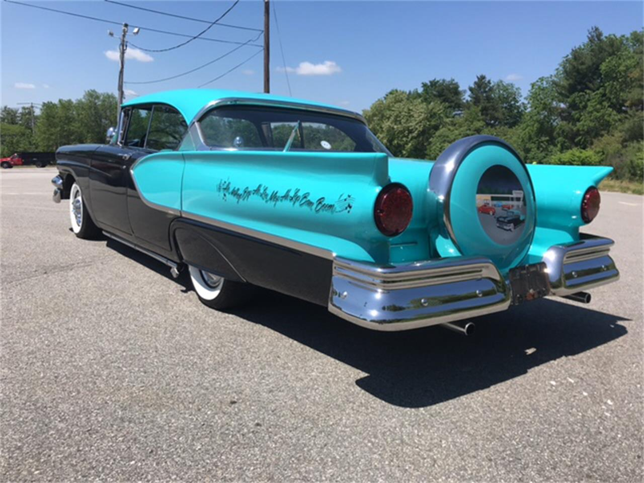 1957 Ford Fairlane (CC-1097429) for sale in Westford, Massachusetts