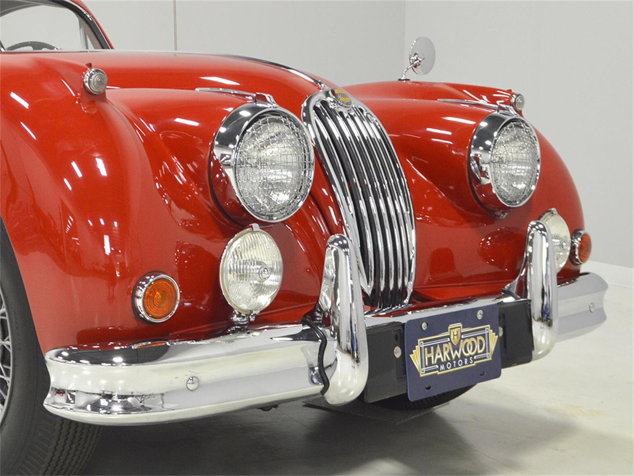 1955 Jaguar XK140 (CC-1097550) for sale in Macedonia, Ohio