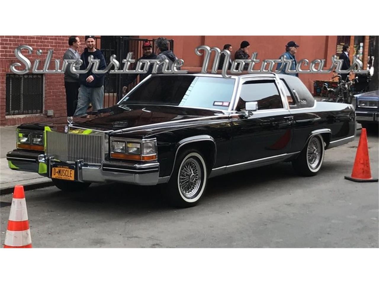 1981 Cadillac Fleetwood (CC-1097569) for sale in North Andover, Massachusetts