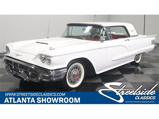 1960 Ford Thunderbird (CC-1097571) for sale in Lithia Springs, Georgia