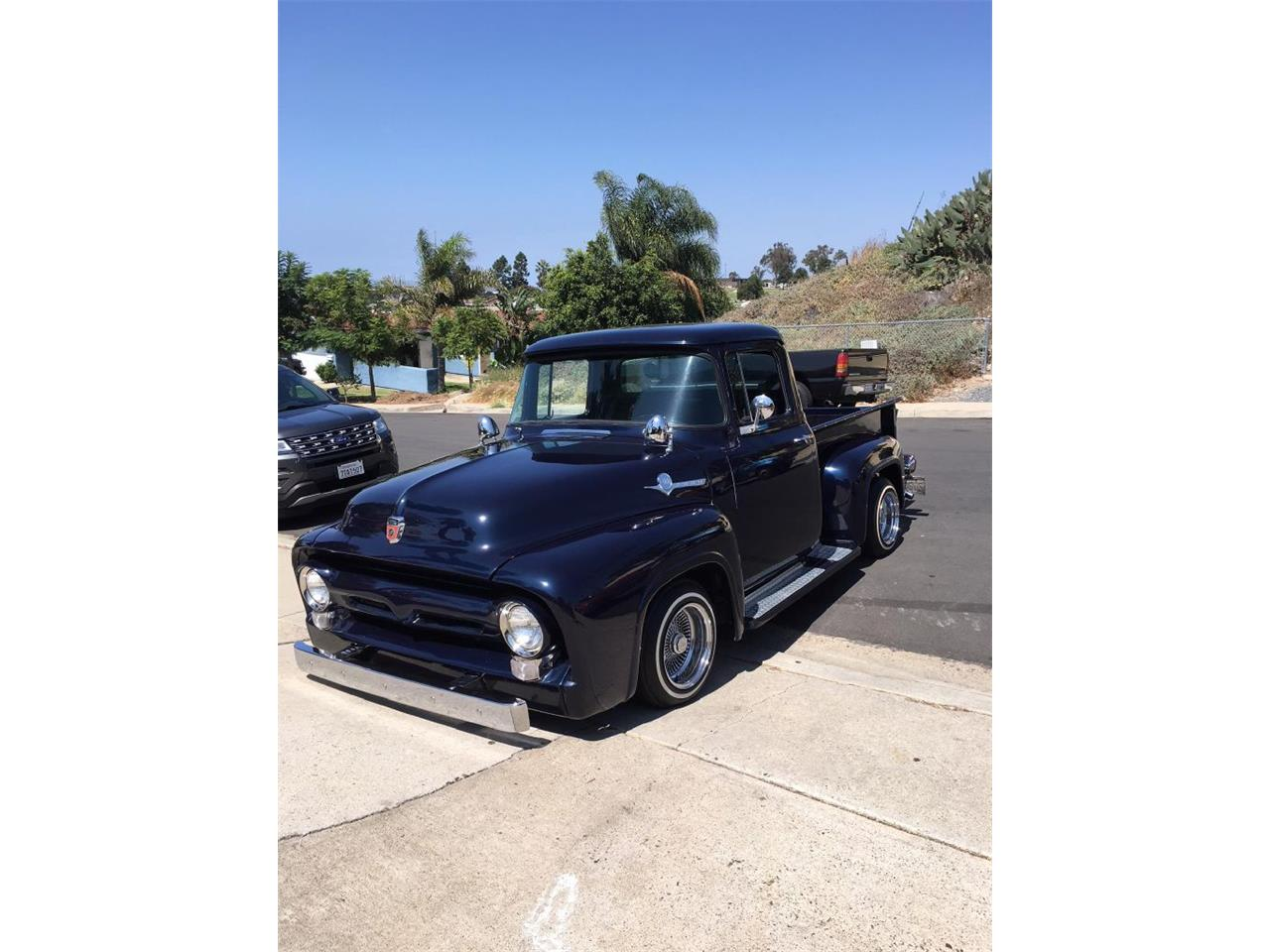 1956 Ford F100 (CC-1090790) for sale in West Pittston, Pennsylvania