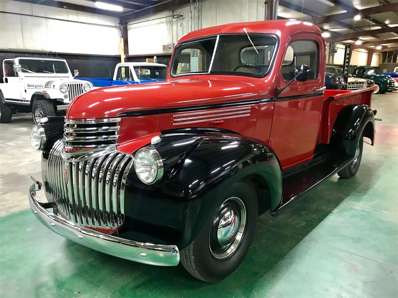 1946 Chevrolet Pickup For Sale Classiccars Com Cc 1097938