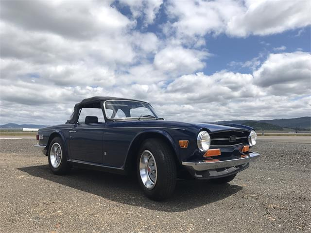 1973 Triumph TR6 (CC-1097972) for sale in Medford, Oregon