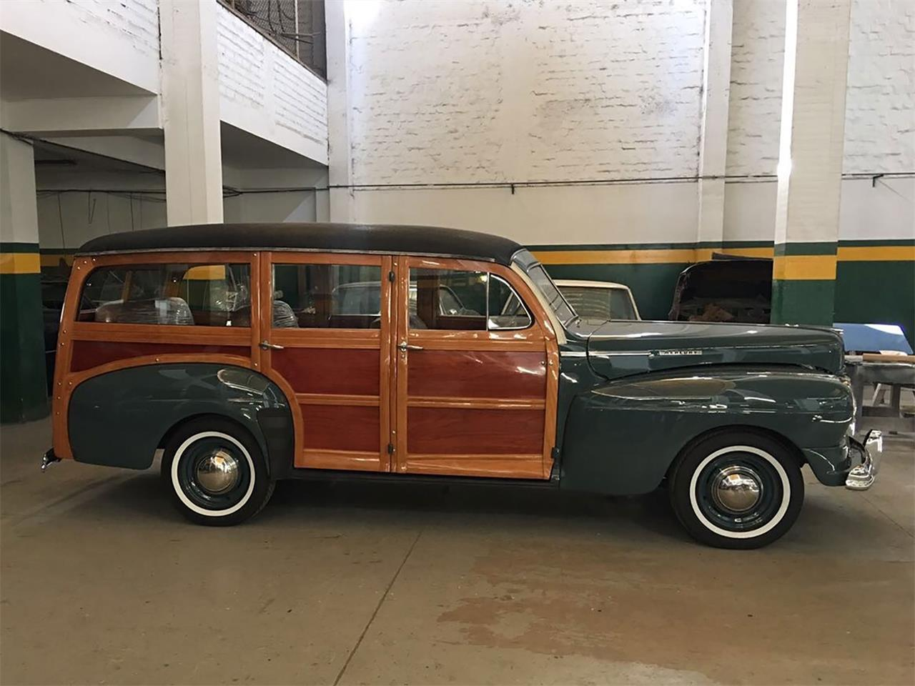 1947 Mercury Woody Wagon (CC-1098775) for sale in Lima, La Molina