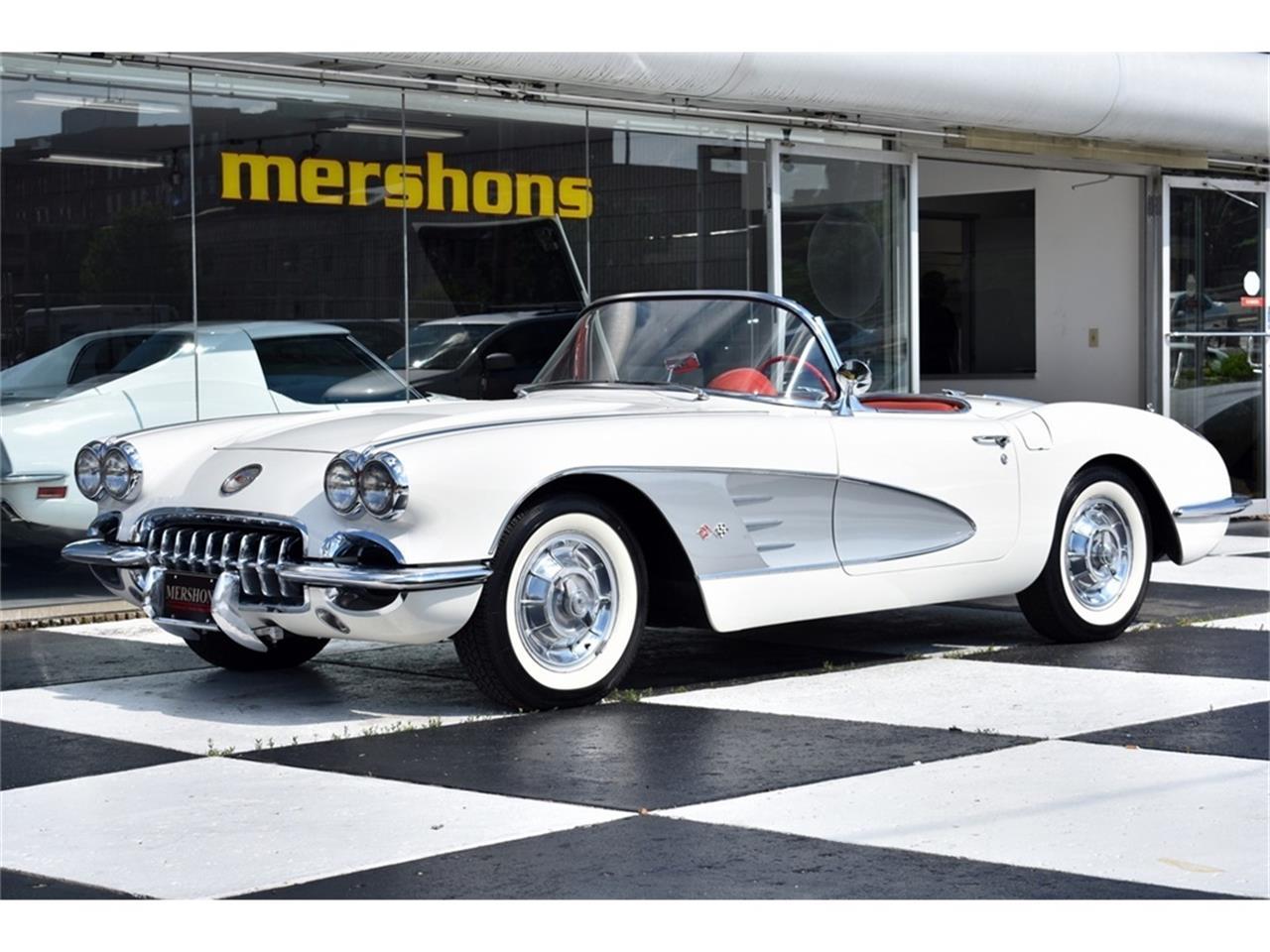 Kelebihan Kekurangan Corvette 58 Harga