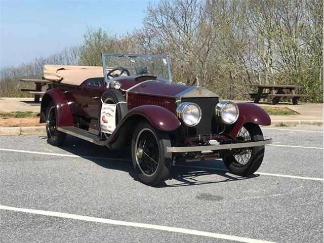 1924 Rolls-Royce Silver Ghost (CC-1098997) for sale in Orlando, Florida