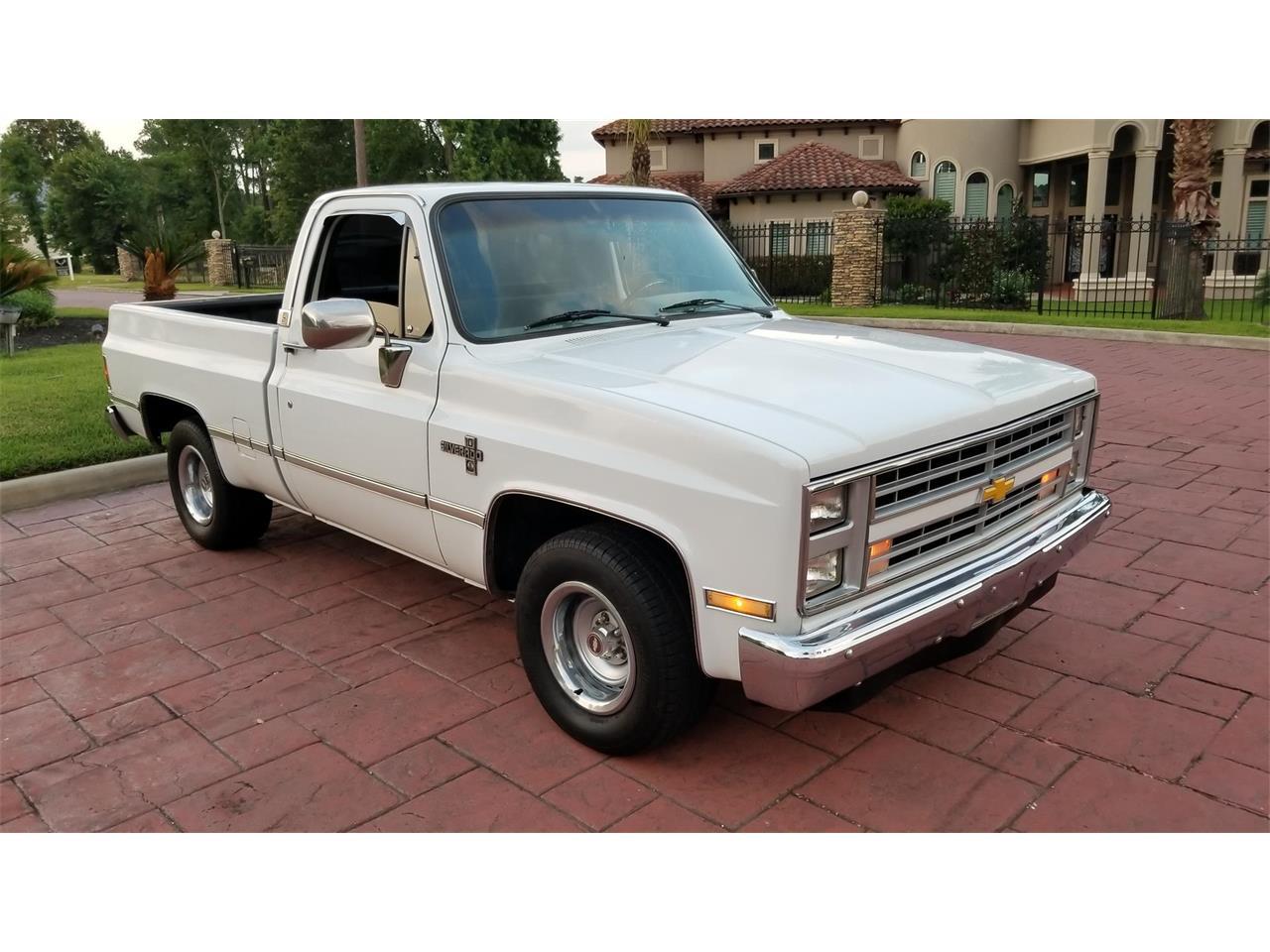1987 Chevrolet C10 For Sale Classiccars Com Cc 1099081