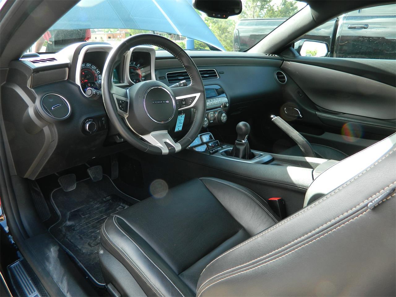 2011 Chevrolet Camaro SS (CC-1099089) for sale in Colorado springs, Colorado