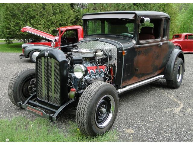 1929 Dodge Coupe