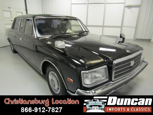 1991 Toyota Century (CC-1099171) for sale in Christiansburg, Virginia