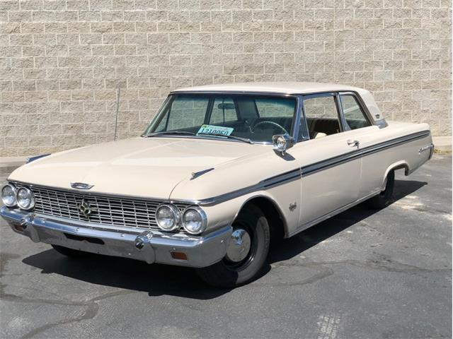 1962 Ford Galaxie (CC-1099201) for sale in Vernal, Utah