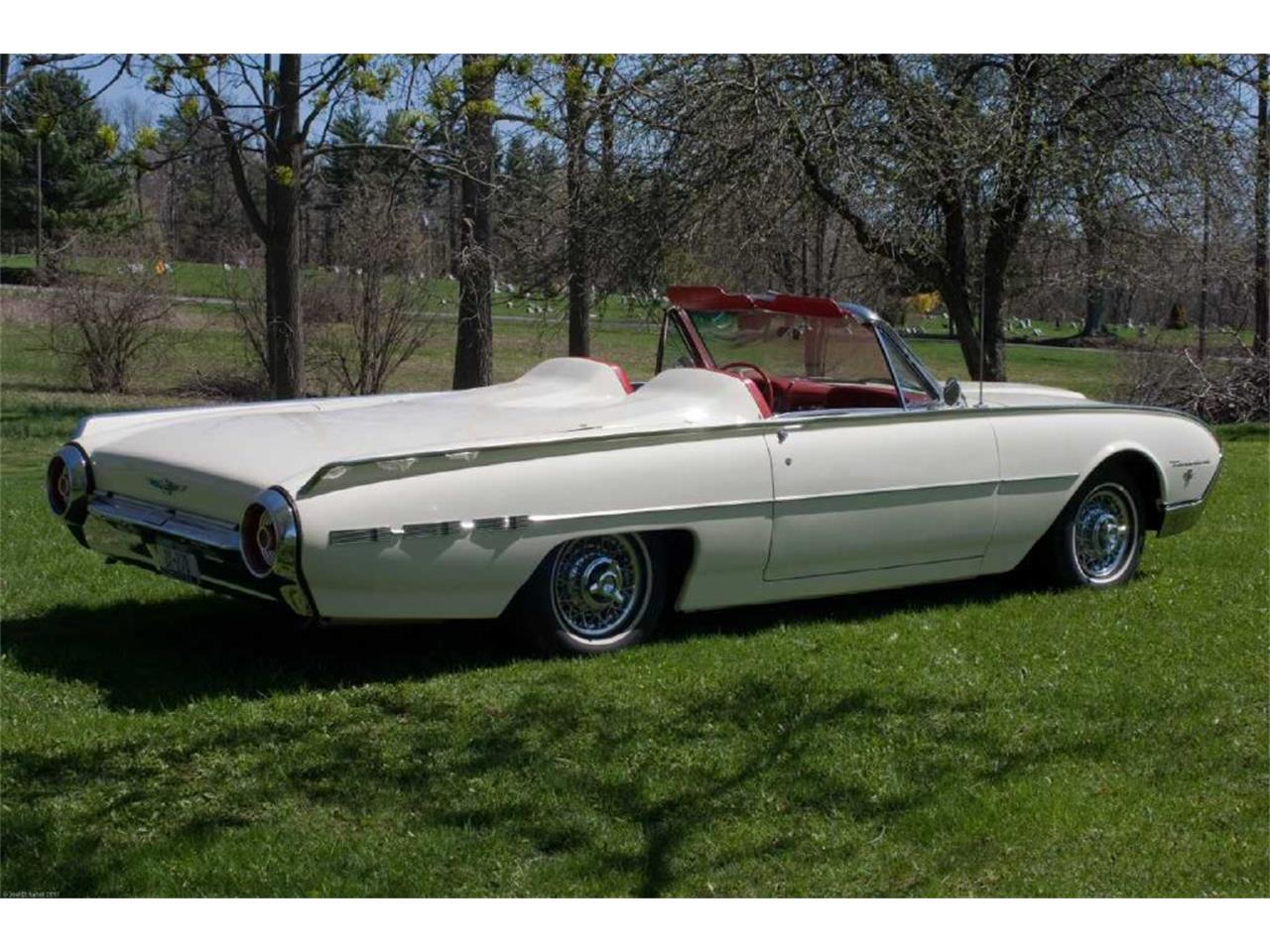 1962 Ford Thunderbird (CC-1099318) for sale in West Pittston, Pennsylvania