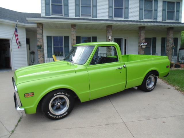 1971 Chevrolet C10 (CC-1099467) for sale in Rochester,Mn, Minnesota