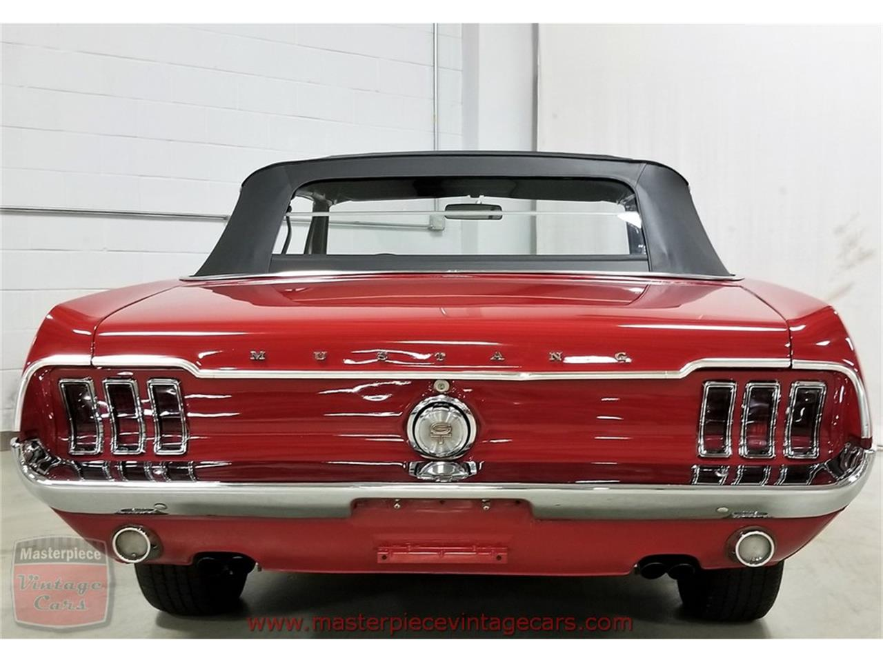 1968 Ford Mustang GT (CC-1090956) for sale in Whiteland, Indiana