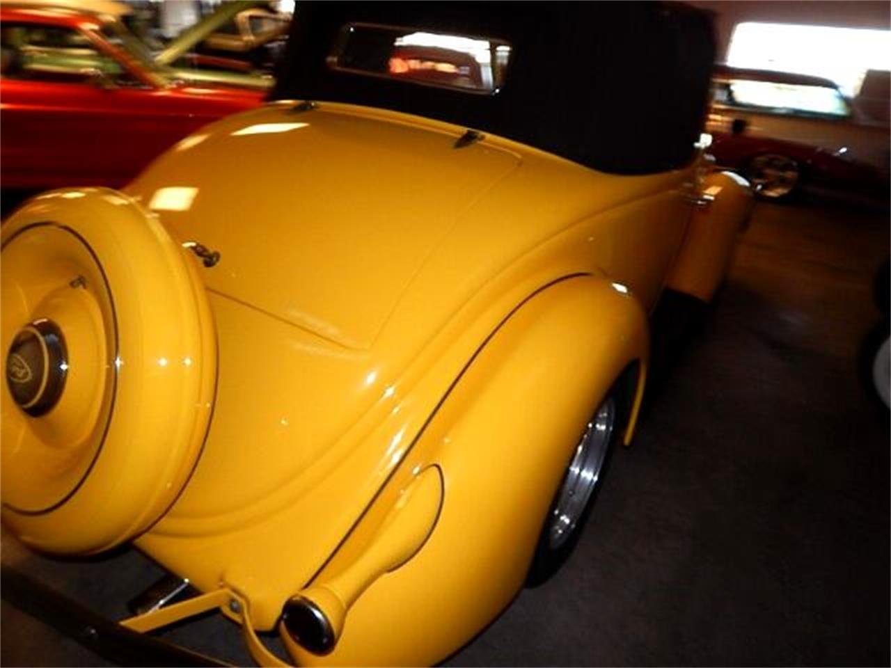 1936 Ford Cabriolet (CC-1099775) for sale in Wichita Falls, Texas