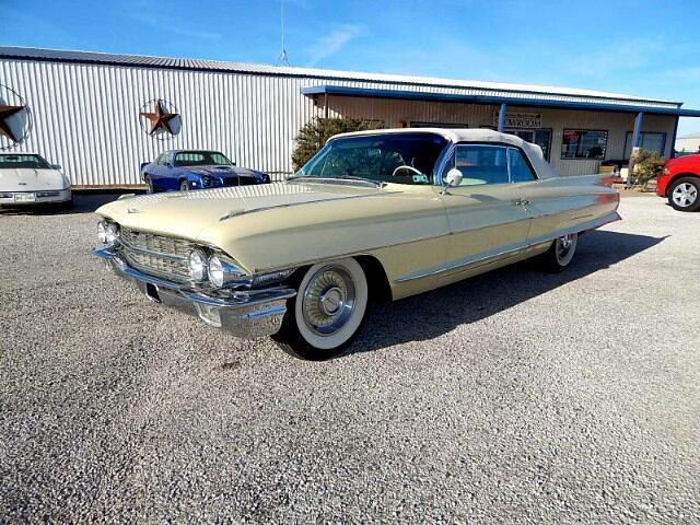 1962 Cadillac Series 62 (CC-1099783) for sale in Wichita Falls, Texas