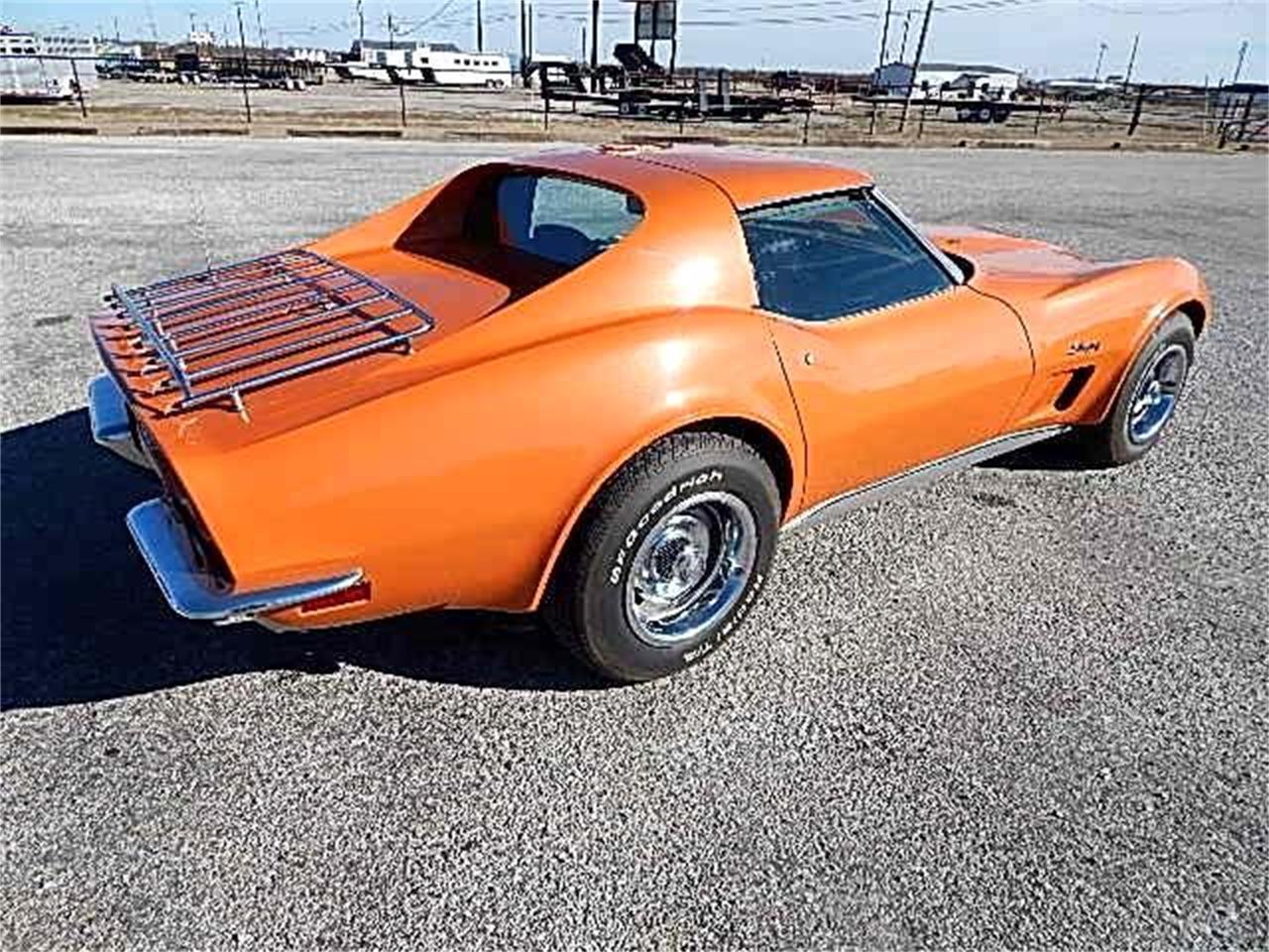 1973 Chevrolet Corvette (CC-1099841) for sale in Wichita Falls, Texas