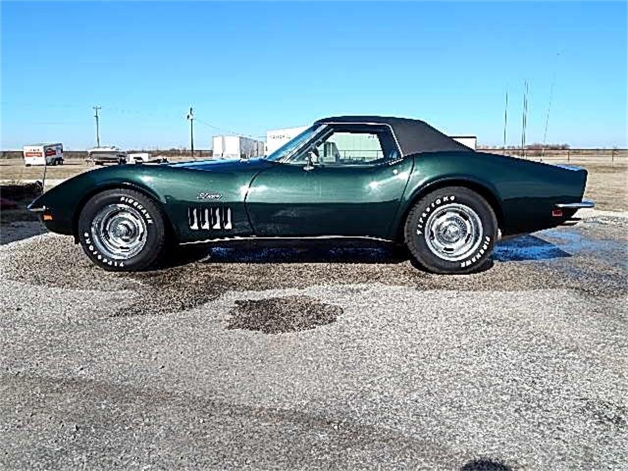 1969 Chevrolet Corvette (CC-1099842) for sale in Wichita Falls, Texas