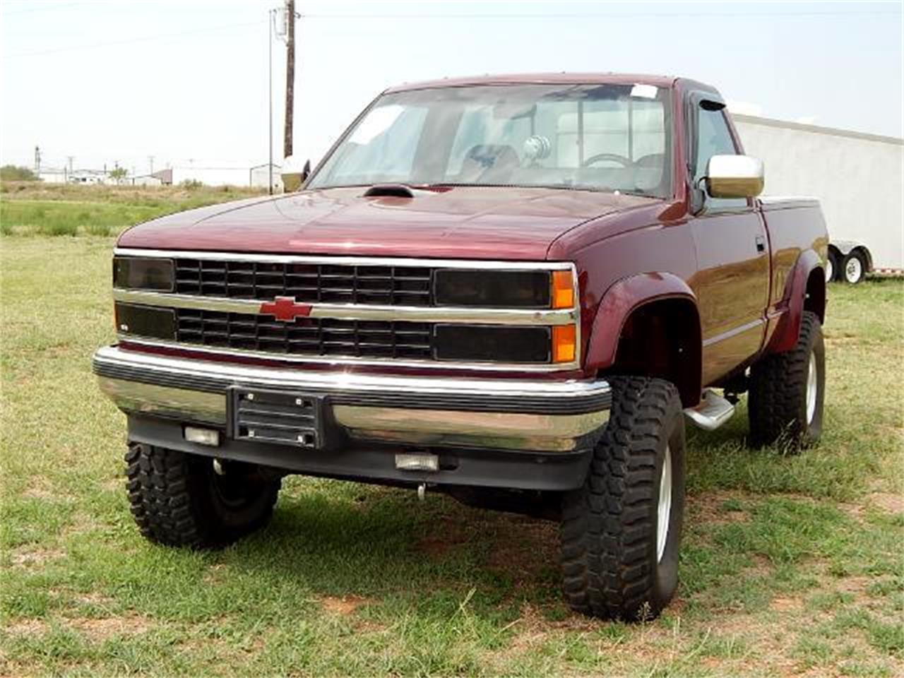 1989 Chevrolet C/K 1500 (CC-1099846) for sale in Wichita Falls, Texas