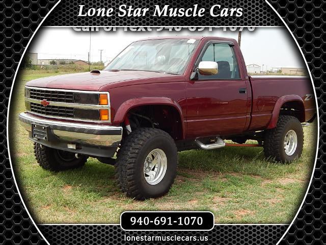 1989 Chevrolet C/K 1500 (CC-1099846) for sale in Wichita Falls, Texas