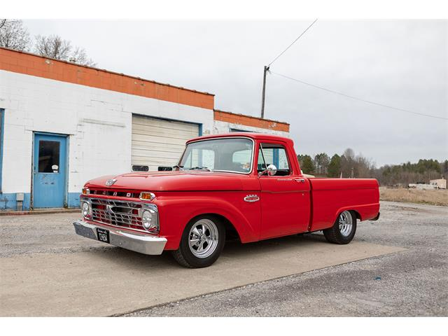 1966 Ford F100 (CC-1099953) for sale in Dongora , Illinois