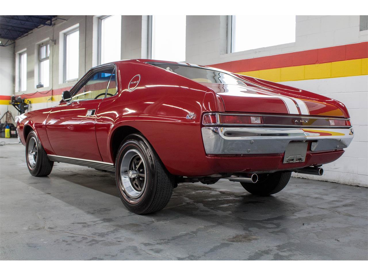1968 AMC AMX (CC-1099975) for sale in Montreal, Quebec