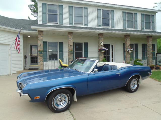 1970 Mercury Cougar (CC-1101055) for sale in Rochester,Mn, Minnesota