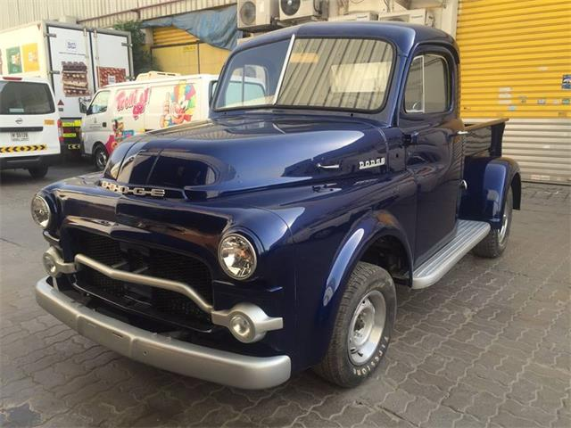 1952 Dodge B-4C (CC-1101190) for sale in Dubai, Dubai