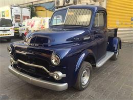 1952 Dodge B-4C (CC-1101190) for sale in Dubai, Dubai
