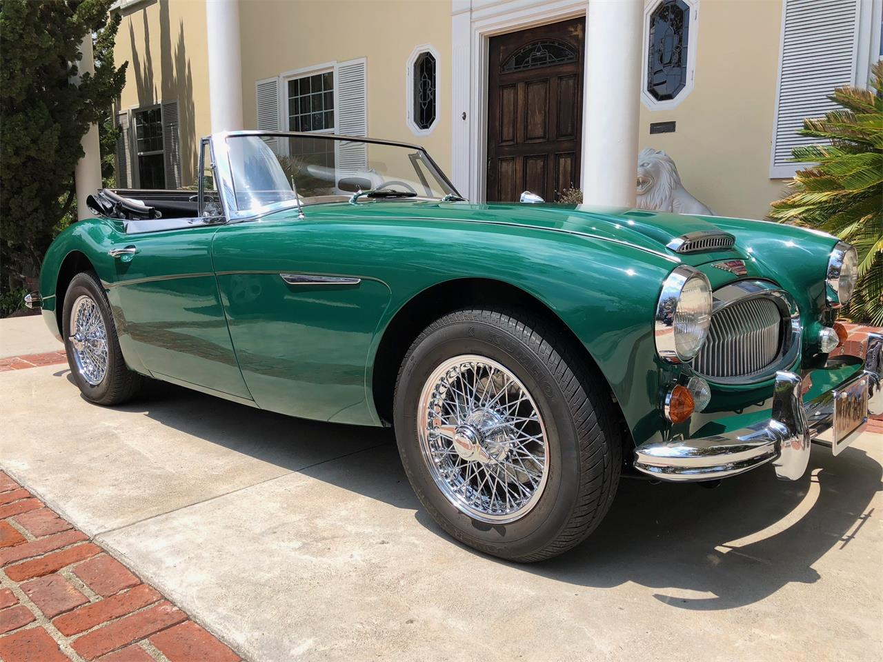 1967 Austin-Healey 3000 Mark III (CC-1101199) for sale in Los Angeles, California