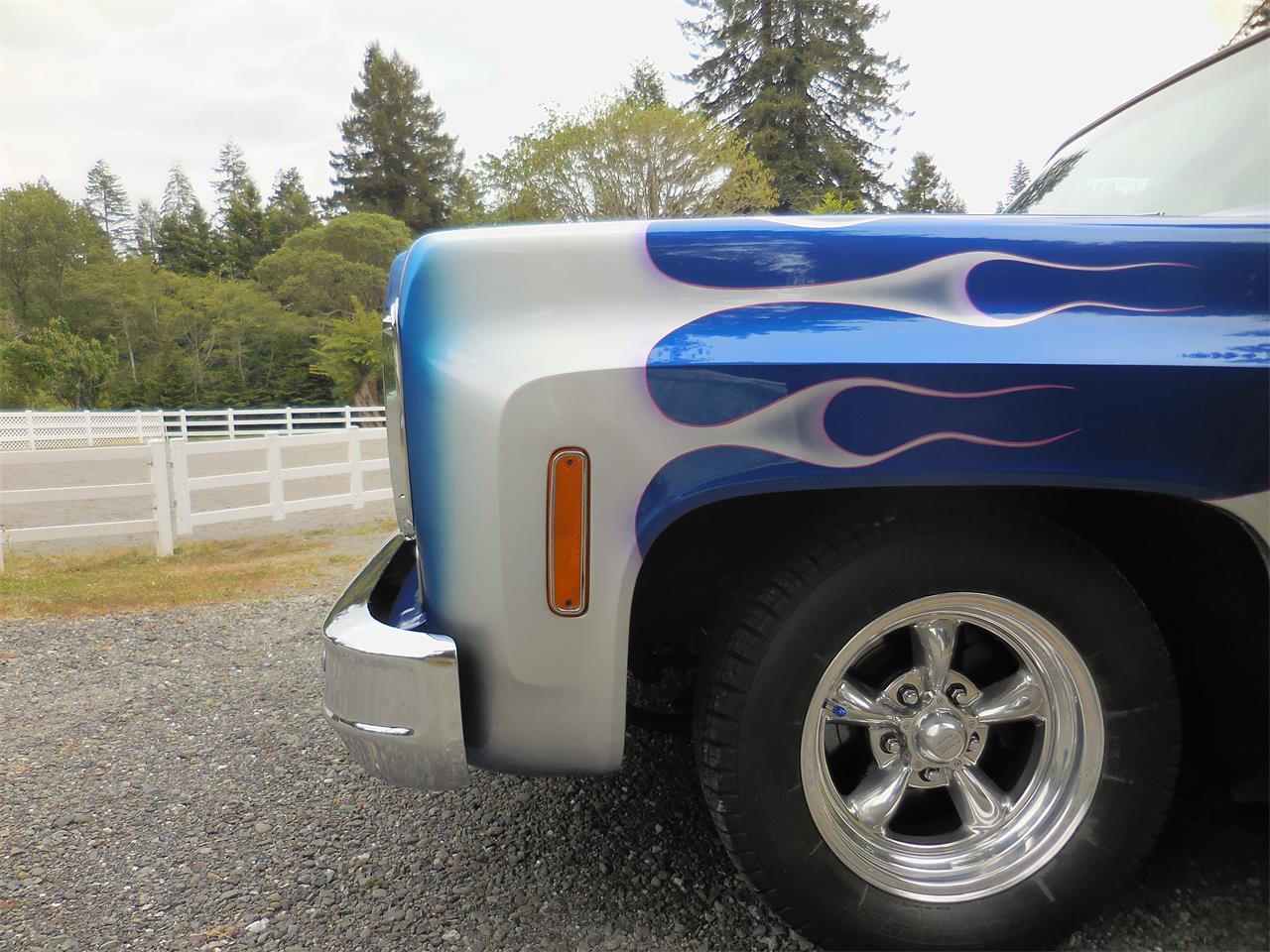 1973 Chevrolet C/K 10 (CC-1101423) for sale in Anderson, California